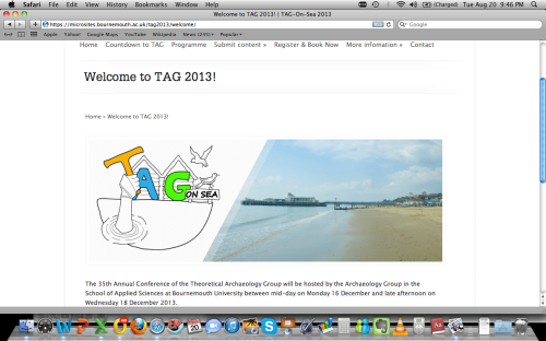 Join our session at TAG Bournemouth 2013!