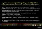 #digiTAG2 - Morning speakers, 9:10-12:25, Tuesday 20 Dec