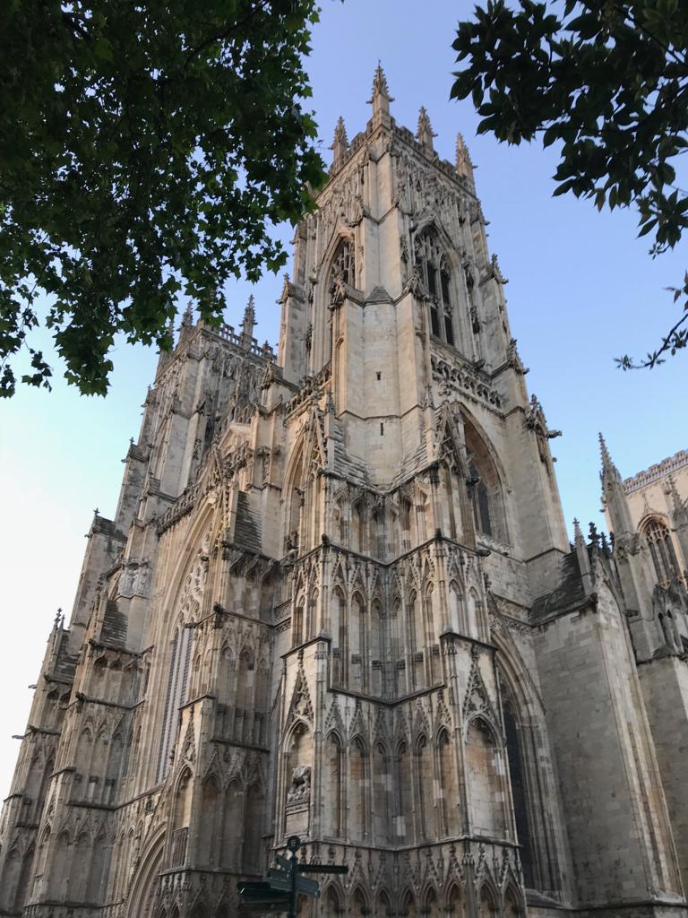 York Minster evaluation - 31 May 2019