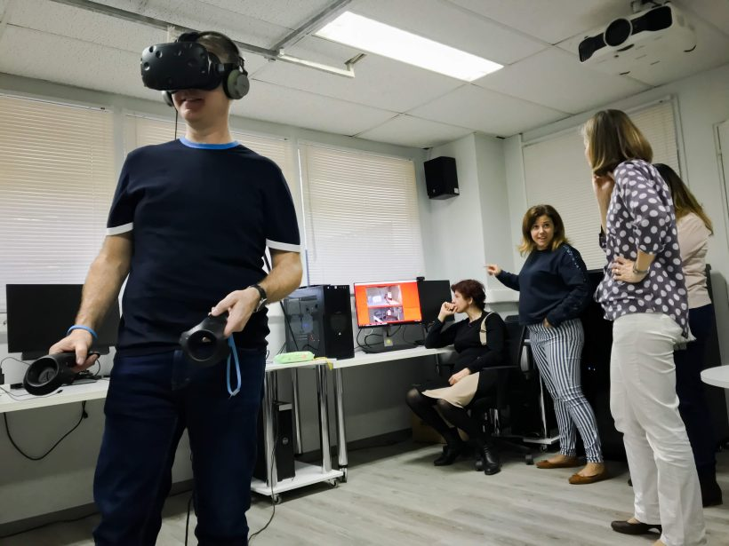 EMOTIVE VR Experience